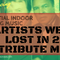 Spin class and Indoor Cycling Them Ride: ARTISTS WE'VE LOST IN 2016 TRIBUTE MIX