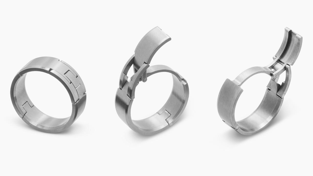 guys wedding rings Revolutionary Concept Improves Wedding Rings For Men