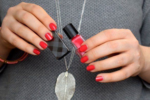 Burberry-Spring-2015-Birds-Bees-Nail-Polish-414-Bright-Coral-Red-3
