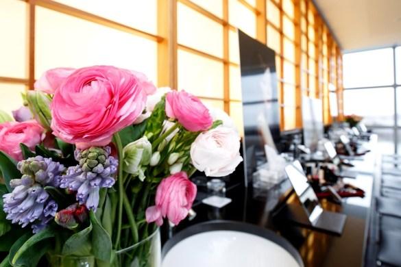 Shiseido Blogger Event