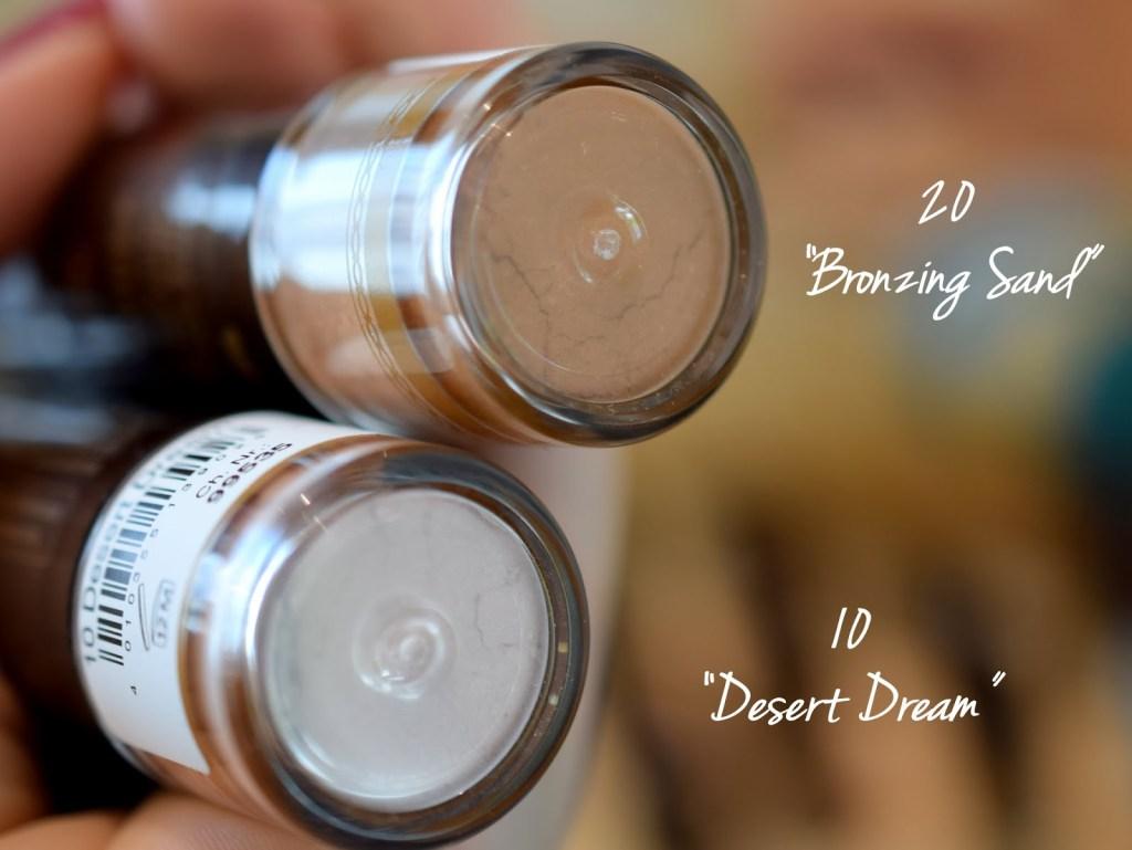 Alverde Oriental Bazaar LE Loser Puder Bronzing Sand und Desert Dream