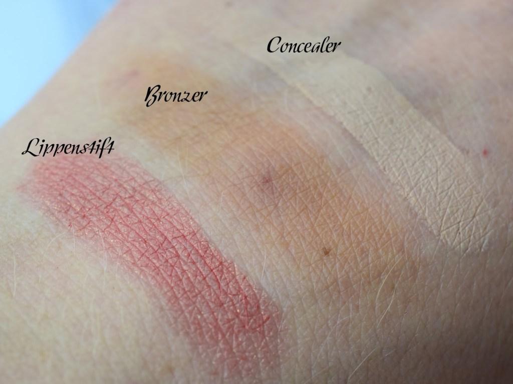 Meine Top 3 Catrice Neuheiten: Swatches Lippenstift, Bronzer und Concealer