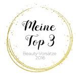 Meine Top 3 Beauty Vorsätze 2016 Blogparade