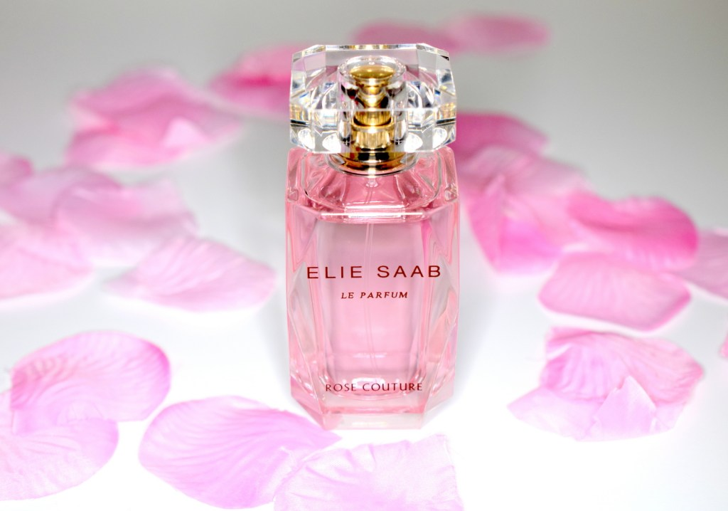 elie saab le parfum rose couture i need sunshine. Black Bedroom Furniture Sets. Home Design Ideas