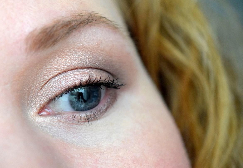natürlich augen-make-up frühling amu bare minerals