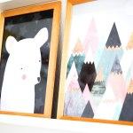 kinderzimmer-gestalten-kinderbilder-ideen-babyzimmer-deko