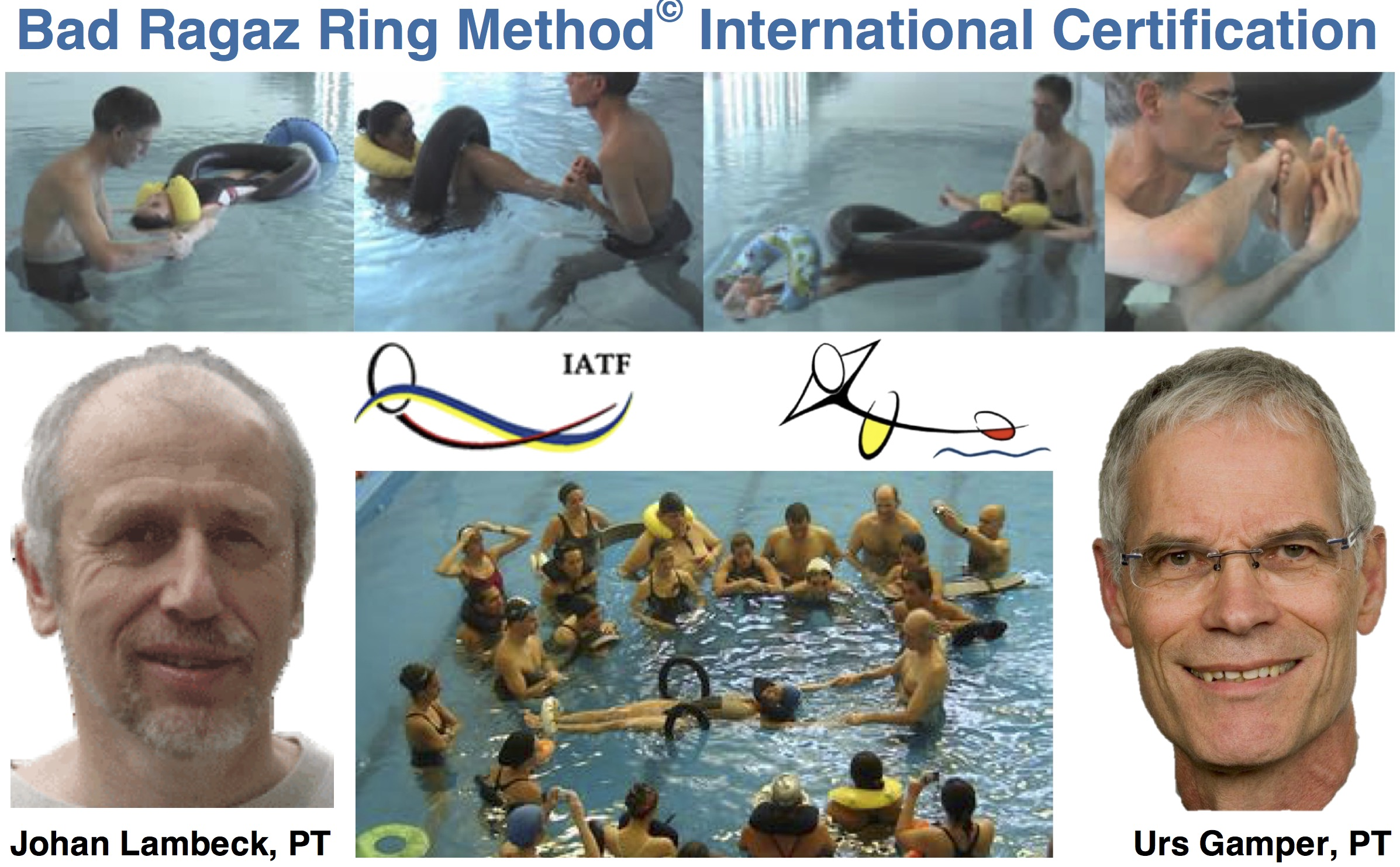 Bad Ragaz Ring Method- Certification Course