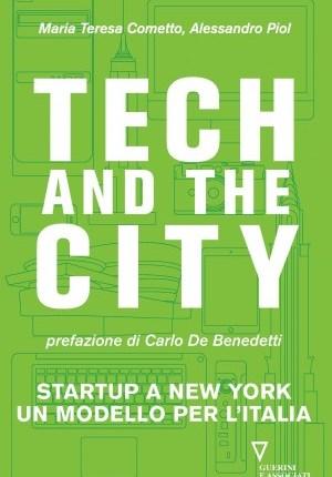 Tech and the City - copertina italiana