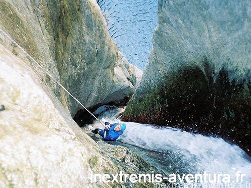 CANYONING INITIATION & DECOUVERTE