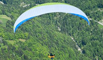 Omega Xalps - Infinity Paragliding WEB
