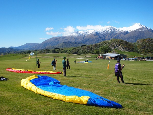 Paragliding Intro Day Image 1