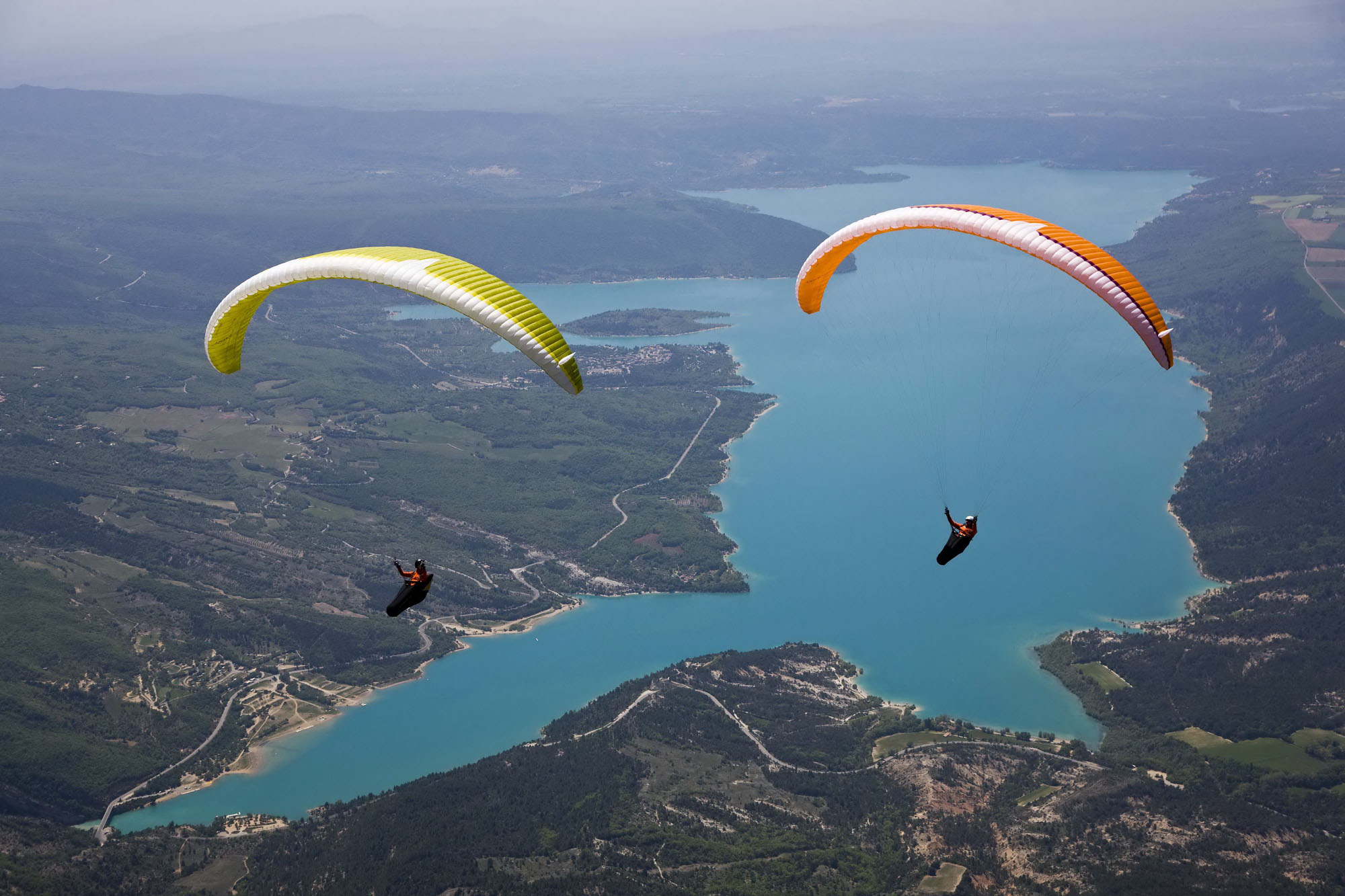 Cross Country XC Course - Infinity Paragliding 1