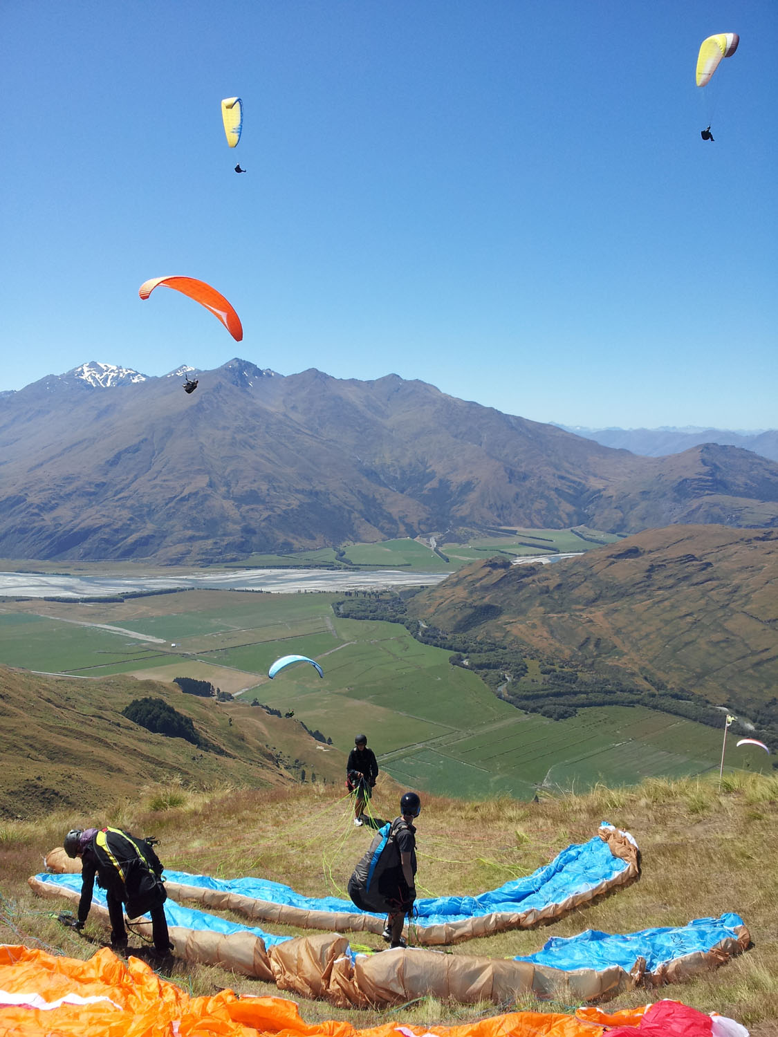 Cross Country XC Course - Infinity Paragliding 2