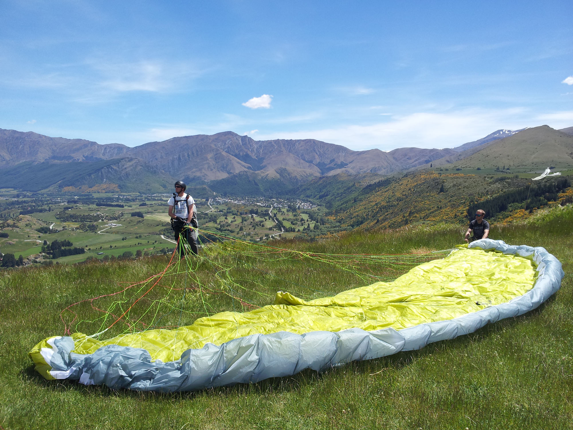 PG2 Course - Infinity Paragliding 14