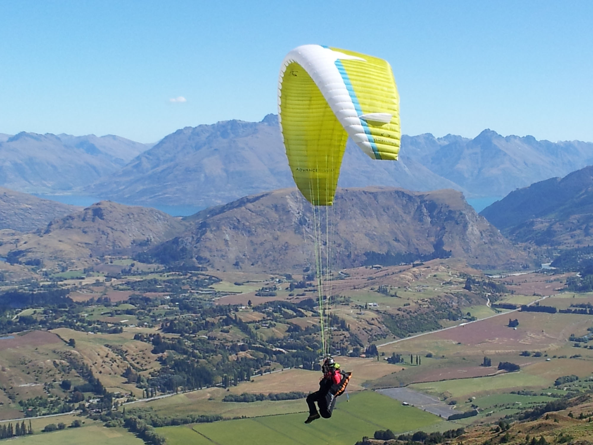 PG2 Course - Infinity Paragliding 15