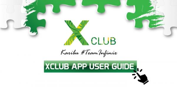 Infinix XClub App Tutorial