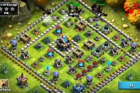 10 meilleurs jeux comme clash of clans