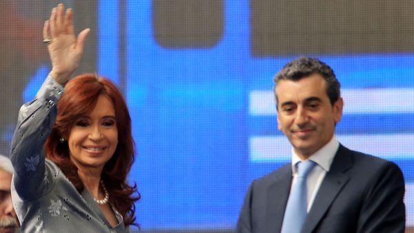 Cristina Kirchner no quiere que Randazzo compita en las próximas elecciones (NA)
