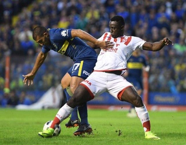 Boca Juniors recibe a Unión de Santa Fé, por la 26ta. fecha de la Superliga (Télam)