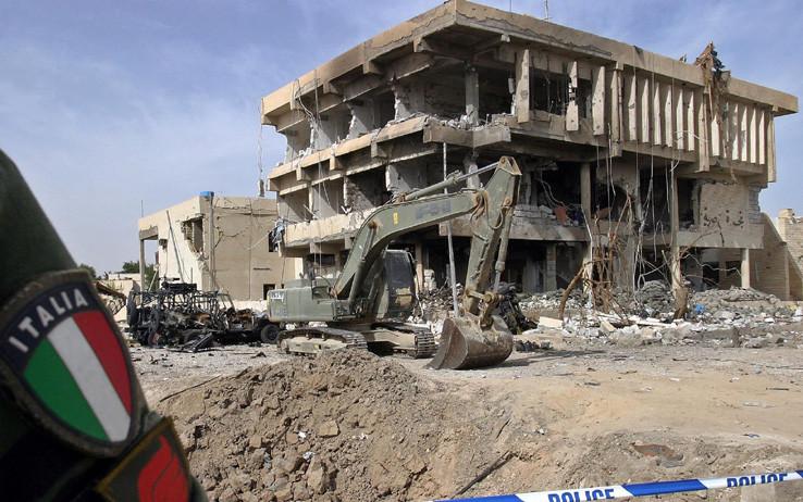Caduti Nassiriya intitolata piazza a Carema