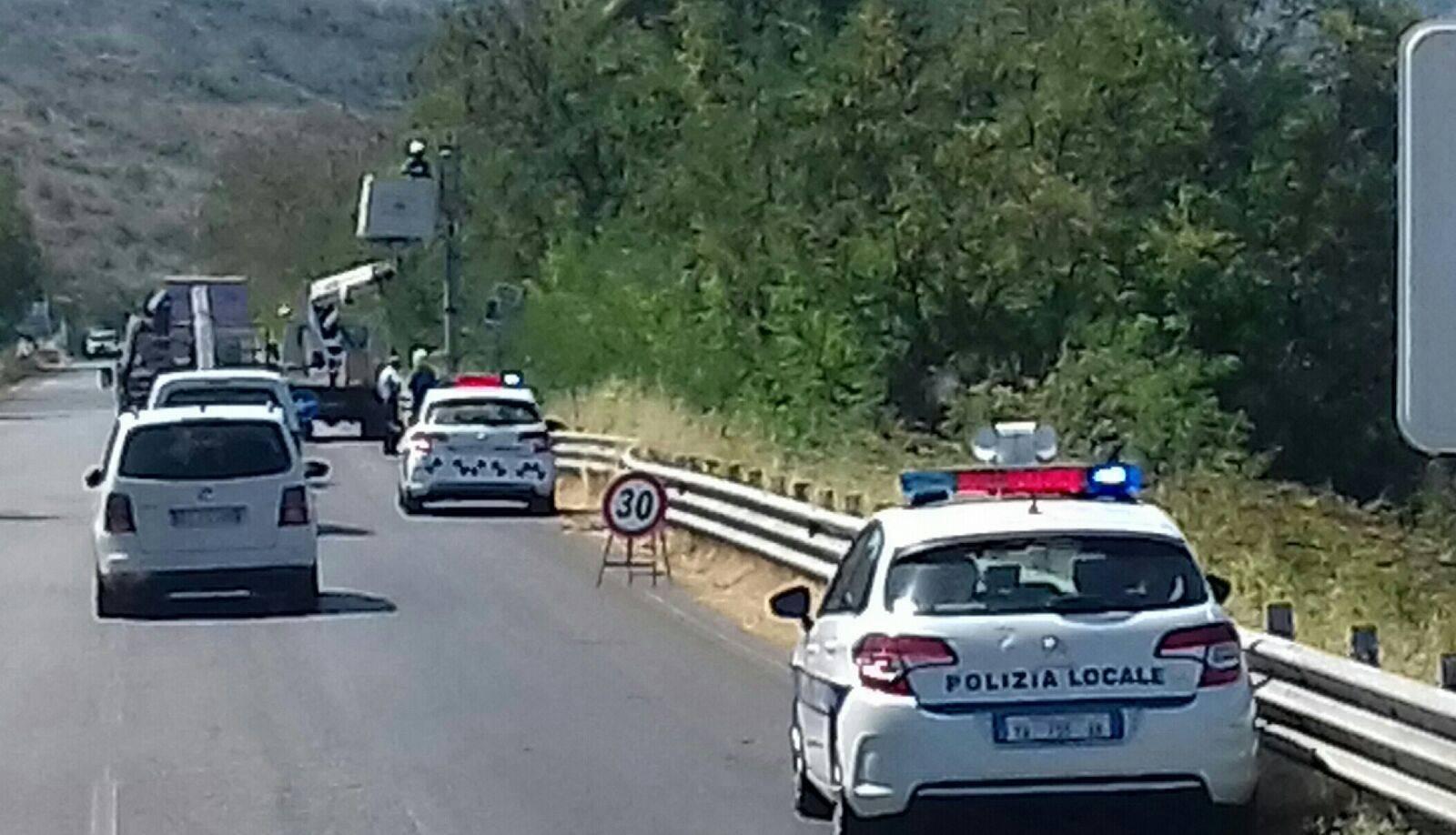 Agropoli: vigili con lo Scout Speed multati dalla Polizia stradale