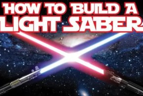 make-lightsaber