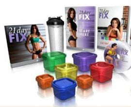 21 Day Fix Revolutionary Diet and Weight Loss System