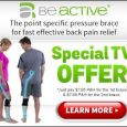 Beactive Pressure Brace Effective Sciatic Back Pain Relief