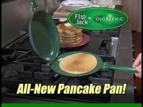 flip jack pancake pan