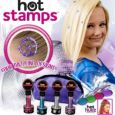 Hot Stamps Hair Product