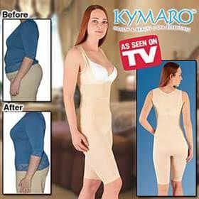 kymaro body shaper as seen on tv