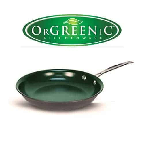 orgreenic pan
