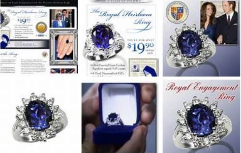 As Seen On TV Royal Ring