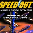 SpeedOut Damaged Screw Extractor