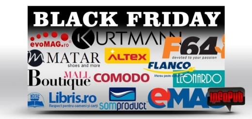 Magazinele cu cele mai mari reduceri de Black Friday