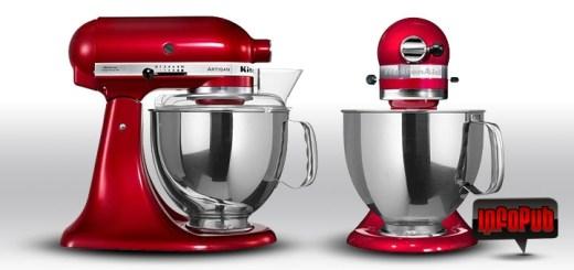 Mixer de bucatarie Artisan KitchenAid