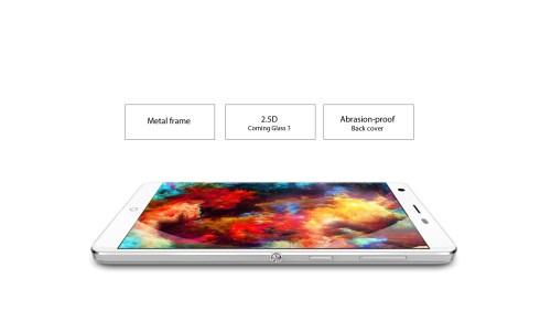 Ulefone power 4g schermo