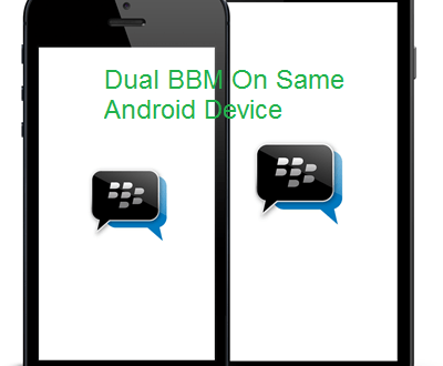 Install 2 BBM on Same Android Phone