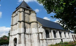 An undated photo shows the parish of Saint-Etienne. French priest, Father Jacques Hamel of the parish of Saint-Etienne was killed, and another person was seriously wounded after two assailants took five people hostage in the church at Saint-Etienne-du-Rouvray near Rouen in Normandy, France, July 26, 2016 in an attack on a church that was carried out by assailants linked to Islamic State. Photo Courtesy of Diocese de Rouen via Reuters NO SALES. NO ARCHIVES. FOR EDITORIAL USE ONLY. NOT FOR SALE FOR MARKETING OR ADVERTISING CAMPAIGNS. THIS IMAGE HAS BEEN SUPPLIED BY A THIRD PARTY. IT IS DISTRIBUTED BY REUTERS AS A SERVICE TO CLIENTS.