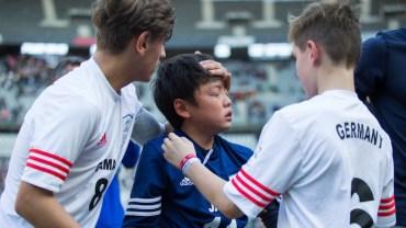 Coupe Danone: Résumé de la finale 2016
