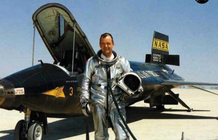 Libro. X-15. Extending Frontiers of Flight. 2012