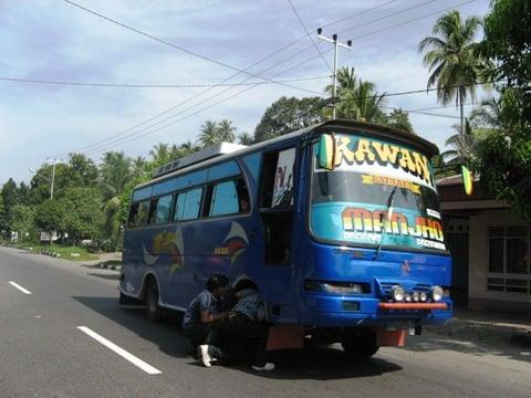 Bus Kawan