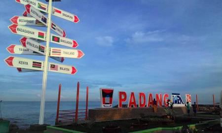 Landmark Kota di Pantai Padang