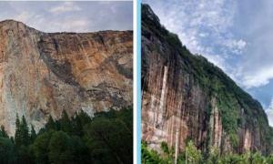 Lembah Yosemite dan Lembah Harau