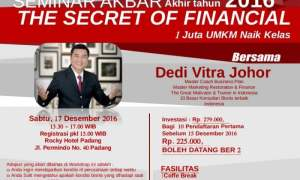 seminar-secret-of-financial