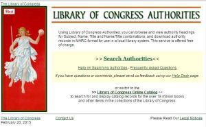 http://authorities.loc.gov/