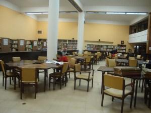 Biblioteca Nacional Ecuador