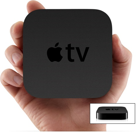 Novo Apple TV