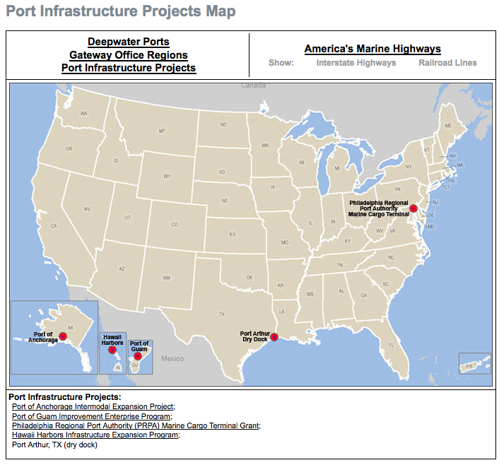 port-infra-projects