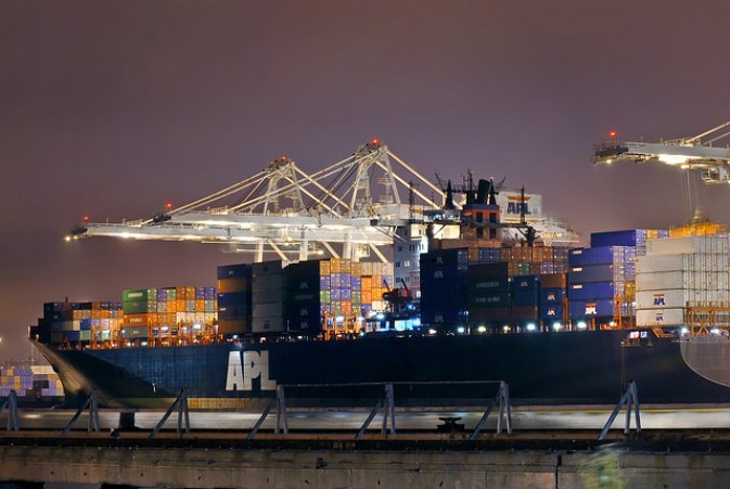 APL ACTIVE the port of oakland - alameda, california - pbo31 on Flickr